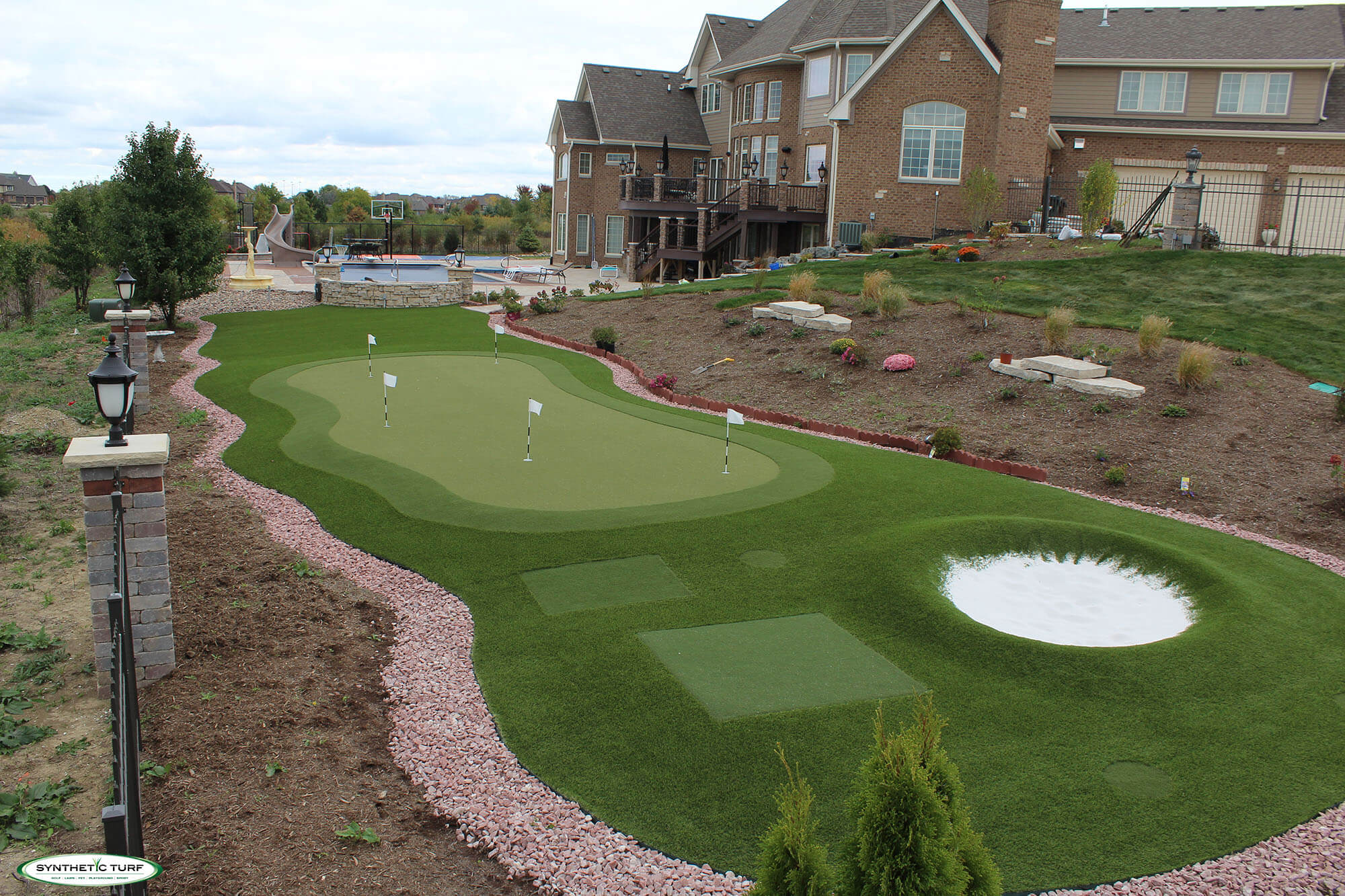 Golf Outdoor Putting Greens