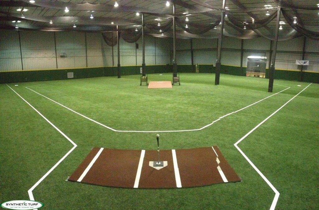 Synthetic Turf Illinois Baseball 2